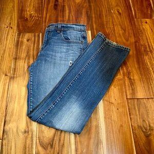 Levi's 505 Straight Leg Jeans, Size 6 L/C